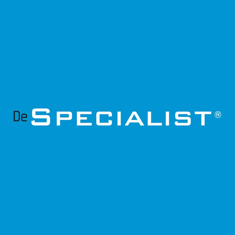De Specialist logo
