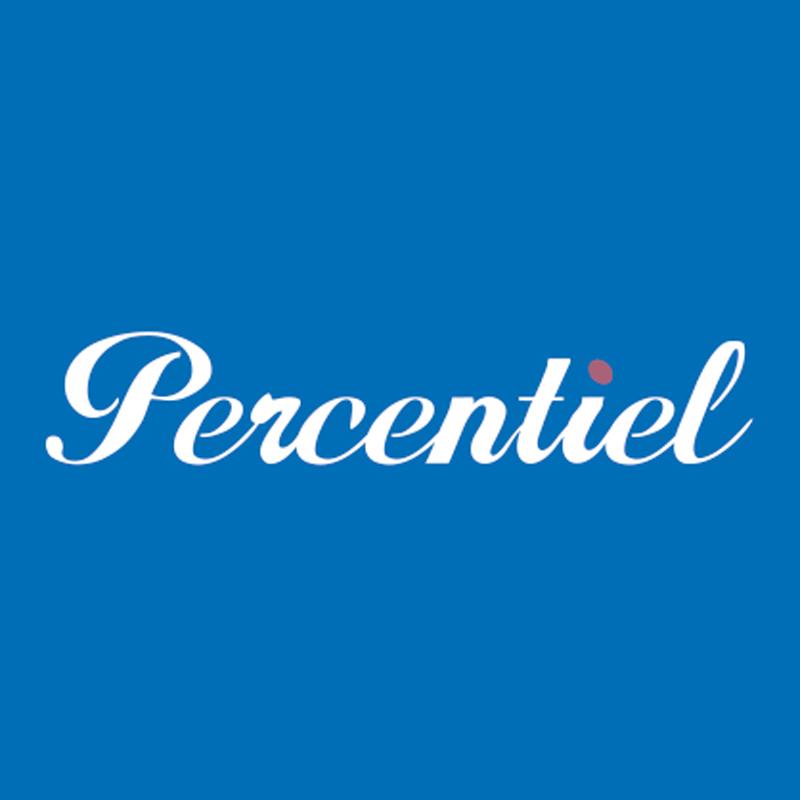 Percentiel logo